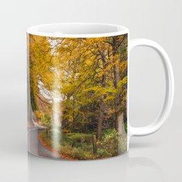 Autumn Road Coffee Mug