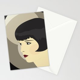 LOUISE BROOKS Stationery Cards