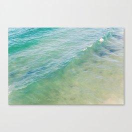 Peaceful Waves Canvas Print