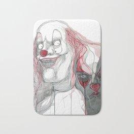 The Clowns Bath Mat