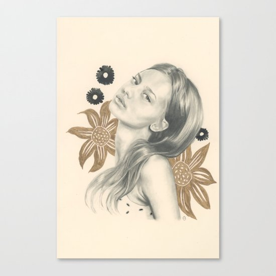 Bloom III Canvas Print