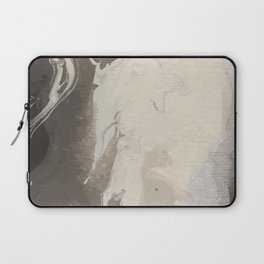Marbled Hot Chocolate Laptop Sleeve