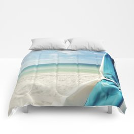 Beach Umbrella Comforters