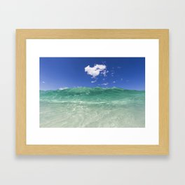 Cloud Nine Framed Art Print