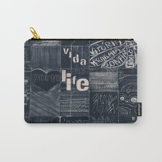 Urban art Carry-All Pouch