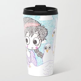 laputa howl moving castle Travel Mug