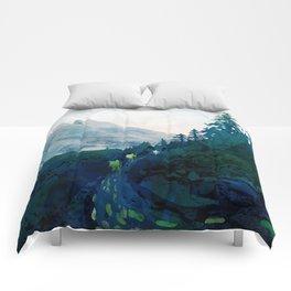 Heritage Art Series - Jade Comforters
