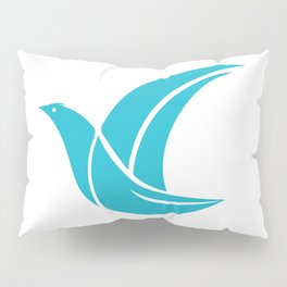 Zyle Skrenda Bird Pillow Sham