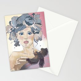 Never a bride Stationery Cards