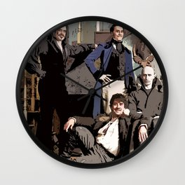 What We Do in the Shadows 4 Wall Clock