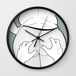 Want Wall Clock