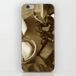 The Spinner iPhone Skin