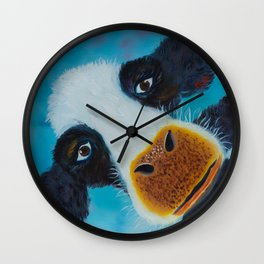 Millie Wall Clock