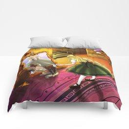 The Kakuna Haberdashery Comforters