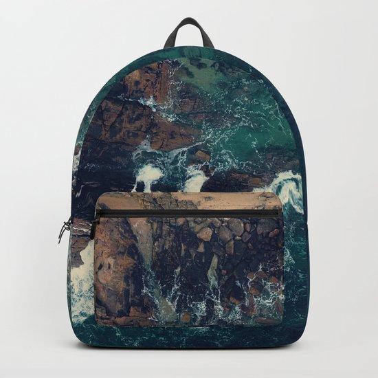 ocean breeze Backpack