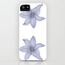 Hemerocallis iPhone Case