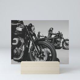 Desert Riders - Fine Art Print Mini Art Print