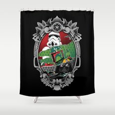Trilogy  Shower Curtain