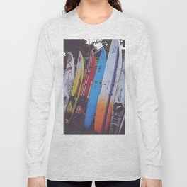 Surf-board-s up Long Sleeve T-shirt