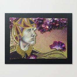 Flower Dreamer Canvas Print