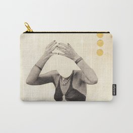 Losing my Head Carry-All Pouch