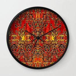 TRIBIASCOLOR Wall Clock