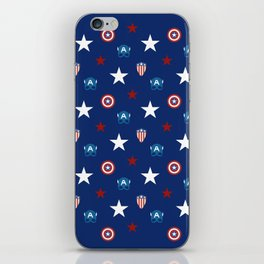 The Star Spangled Man With A Plan iPhone Skin