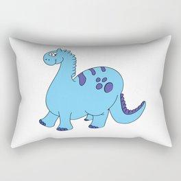 brontosaurus Rectangular Pillow