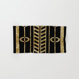 Art deco design II Hand & Bath Towel