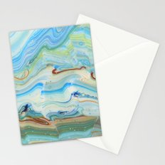 ghost town Stationery Cards