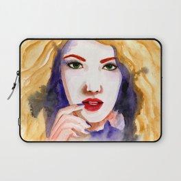 Portrait 1 Laptop Sleeve