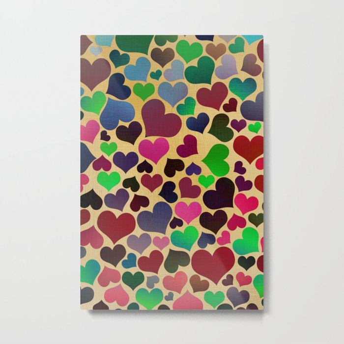 Joyful Love 2 Metal Print