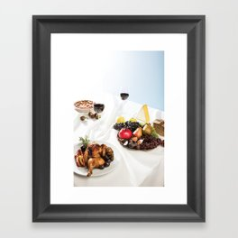 Before the Party  Framed Art Print