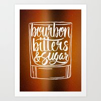 Old Fashioned Art Print