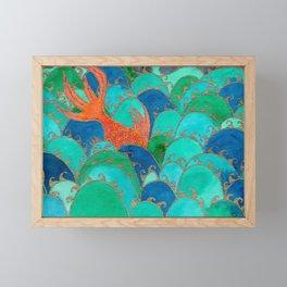 Mulgogi Framed Mini Art Print