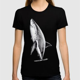 Great white shark (Carcharodon carcharias) T-shirt