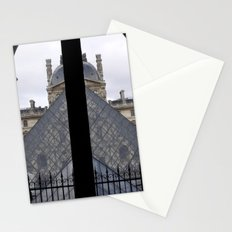 Louvre Pyramid Stationery Cards