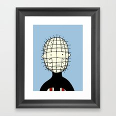 Adventure Time with Pinhead Framed Art Print