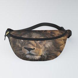 Lion Fanny Pack