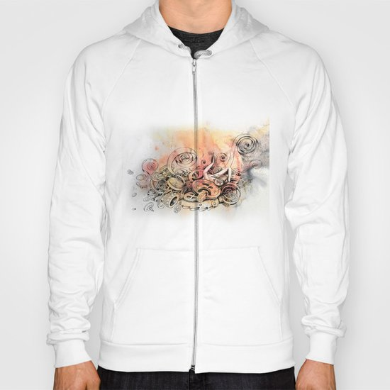 destruction Hoody