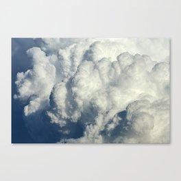 Cumulonimbus Clouds 9 Canvas Print