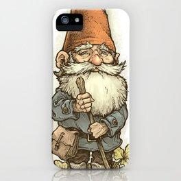 Garden Gnome iPhone Case