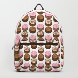 Sweet cake pattern Backpack