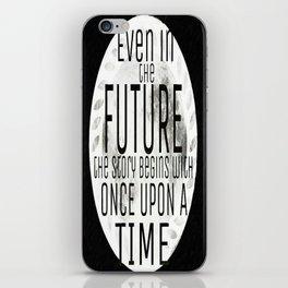 Cinder iPhone Skin