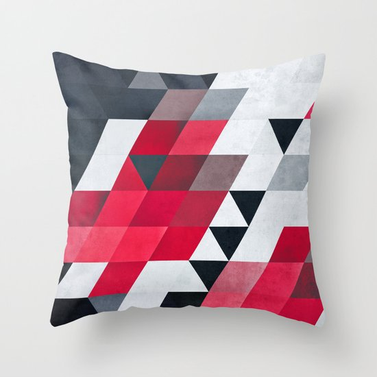 cyrysse Throw Pillow