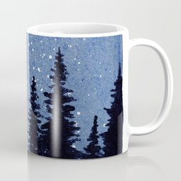 Starry Pines Coffee Mug