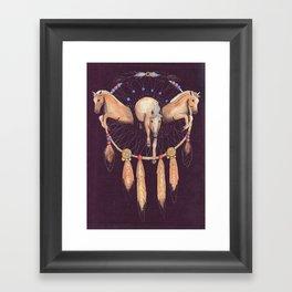 Wild Dreams Framed Art Print