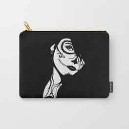 Sugar Skull Design - by Leo Carry-All Pouch