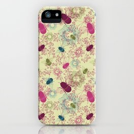 Busy Bees iPhone Case