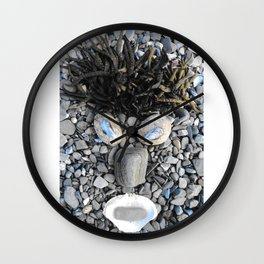 "EPHE""MER"" # 273 Wall Clock"